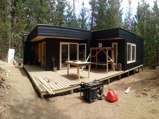 Incove - Casas de madera minimalistas Casa di legno