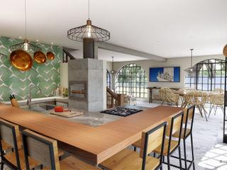realizearquiteturaS Kitchen units