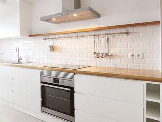 Homestories Scandinavian style kitchen