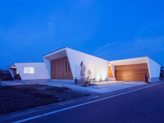 Architect Show Co.,Ltd Modern Houses