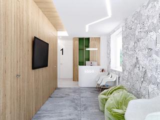 365 Stopni Cliniques modernes Bois Multicolore