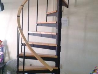 HELIKA Scale Escaleras Hierro/Acero Multicolor