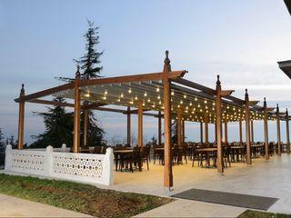 PERGOLA A.Ş. Shopping Centres Wood Wood effect
