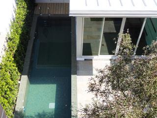 大桓設計顧問有限公司 Casas prefabricadas Metal Blanco