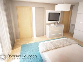 Andreia Louraço - Designer de Interiores (Email: andreialouraco@gmail.com) Cuartos de estilo moderno