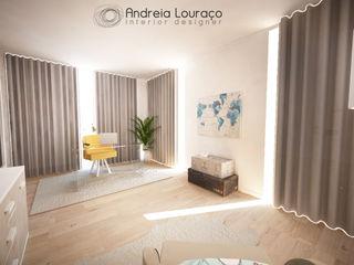 Andreia Louraço - Designer de Interiores (Email: andreialouraco@gmail.com) Oficinas de estilo moderno