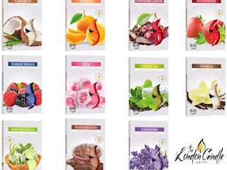 Scented Candles The London Candle Company HouseholdAccessories & decoration
