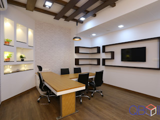 QBOID DESIGN HOUSE オフィスビル