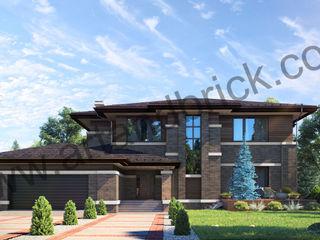Архитектурное бюро Art&Brick Minimalist house