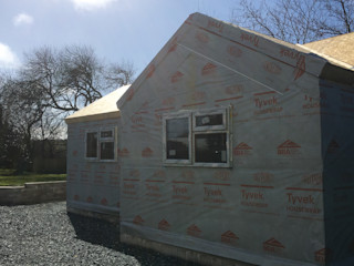 Bude – Granny Annex Building With Frames Prefabricated home Wood