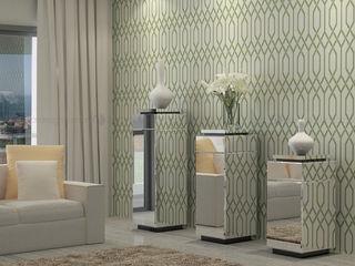 Decordesign Interiores ВітальняАксесуари та прикраси