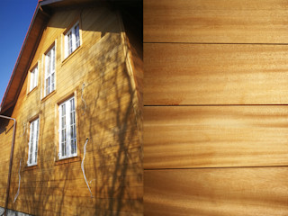 Finnscania Blockhausfabrik Wooden houses Wood Multicolored