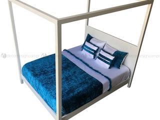 Decordesign Interiores СпальняЛіжка та спинки