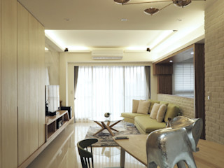 邑田空間設計 Living room