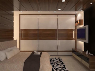 classicspaceinterior Modern style bedroom