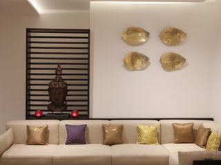 Architecture Continuous Salas de estilo moderno