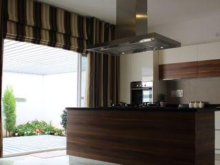 Architecture Continuous Cocinas de estilo moderno
