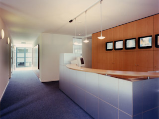 Verheij Architecten BNA Industrial style office buildings