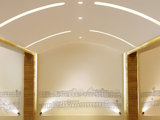 Architecture Continuous Hoteles