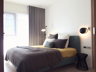 Fertility Design 豐聚空間設計 Modern style bedroom