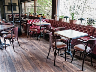 Pisos Millenium Gastronomy Wood Brown