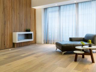 Pisos Millenium Living room Wood Beige