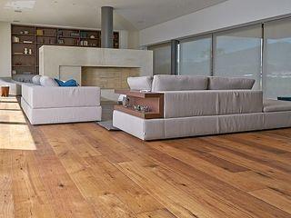 Pisos Millenium Living room Wood Amber/Gold