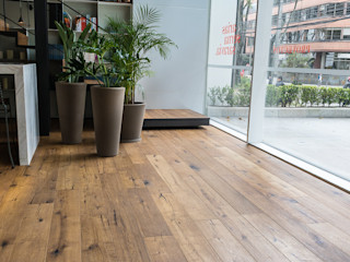 Pisos Millenium Exhibition centres Wood Amber/Gold