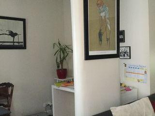 Création chambre de 6m² dans un salon LSAI