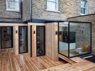 The Nook House Draisci Studio Casa unifamiliare Legno