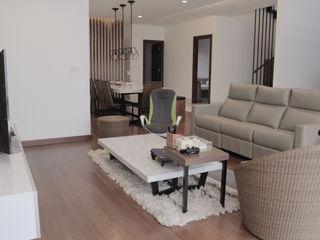 Vasa Lake House SAE Studio (PT. Shiva Ardhyanesha Estetika) Living room