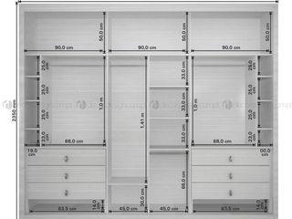 Decordesign Interiores ВбиральняГардероби та висувні ящики