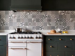 Holkham   Rural Meets Urban Davonport KitchenCabinets & shelves Green