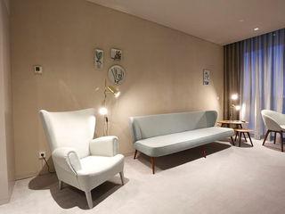 Larforma 飯店 複合木地板 Turquoise