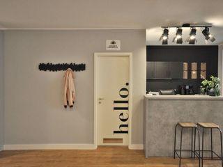 LOVA Modern clinics Concrete Grey