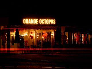 LOVA Industrial style gastronomy Orange