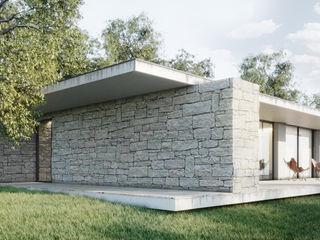David Bilo | Arquitecto Minimalist house Granite