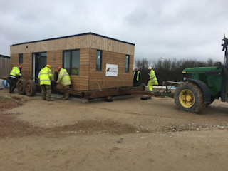 BWF Offsite Construction - Micro Lodges Building With Frames Prefabricated home Wood