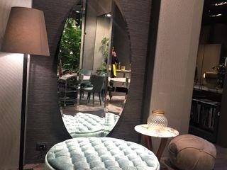 Sgabello Interiores BedroomSofas & chaise longue Cotton Blue