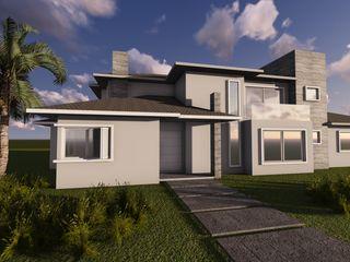 Projeto residencial Cláudia Legonde Casas familiares