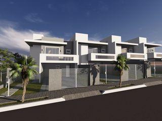 Condomínio Horizontal Solaris Residence Cláudia Legonde Casas geminadas