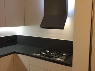 Formarredo Due design 1967 Moderne Küchen Weiß