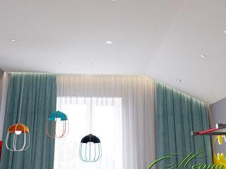 Компания архитекторов Латышевых 'Мечты сбываются' Quartos de criança minimalistas