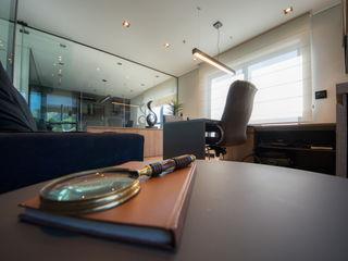 Secato Arquitetura e Interiores Bangunan Kantor Modern