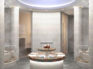 enki design Sauna Biały