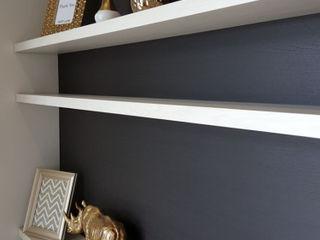 Likha Interior Corridor, hallway & stairsDrawers & shelves Plywood Multicolored