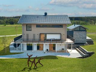 "Musterhaus ""Heimat 4.0"" Bau-Fritz GmbH & Co. KG Holzhaus"