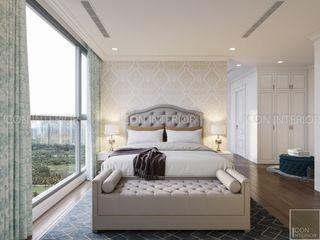 ICON INTERIOR Habitaciones de estilo clásico