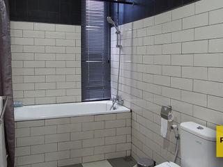 RHBW Baños de estilo industrial