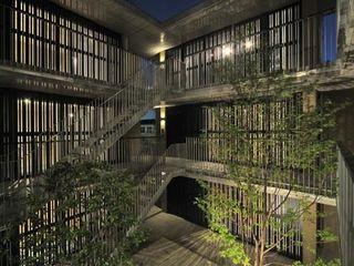 HAN環境・建築設計事務所 Moderne huizen
